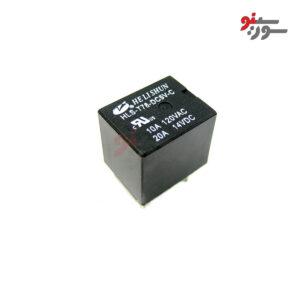 رله 5 ولت تک کنتاکت 5 پایه-میلون-HLS-T78-DC5V-C Relay