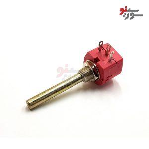 5Kohm Wx118 Single Turn Wirewound Potentiometer-ولوم صنعتی