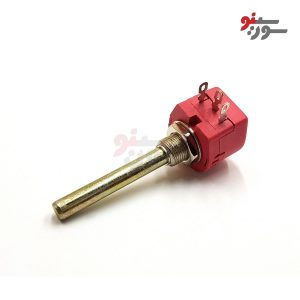 10Kohm Wx118 Single Turn Wirewound Potentiometer-ولوم صنعتی