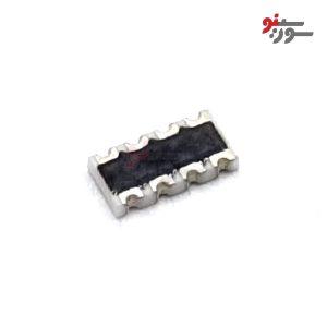 100Kohm-9pin Array Resistor-1206-مقاومت اری