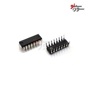 CD4043BE IC dip 16 pin - آی سی 16 پین