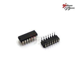 LM2901N IC dip 14 pin - آی سی 14 پین
