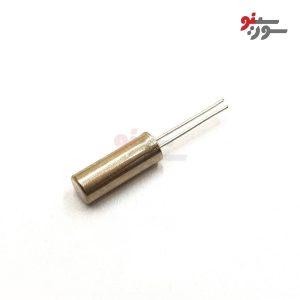 Quartz Crystal Oscillator 32.768 Khz- کریستال ساعت 32.768 کیلوهرتز