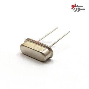 Quartz Crystal Oscillator 4.000 - کریستال 4 مگا هرتز