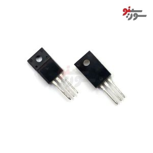 FQPF3N80C Transistor -TO-220F - ترانزیستور
