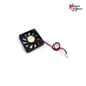 Fan 6*6-12V 1cm- فن 12 ولت با قطر 1سانتی متر