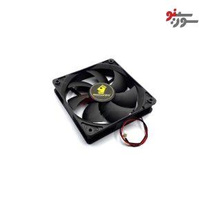 Fan 12*12-12V 2.5cm- فن 12 ولت با قطر 2.5سانتی متر