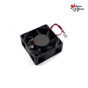 Fan 6*6-12V 2.5cm- فن 12 ولت با قطر 2.5سانتی متر