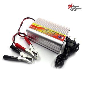 Battery Charger-شارژر باتری خشک مارک SUOER