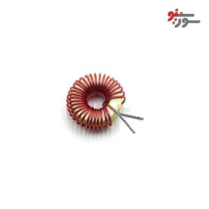 Inductor 65uH-4A-سلف تیروئیدی