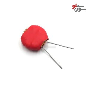Inductor 100uH-3A-سلف تیروئیدی