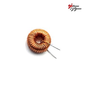 Inductor 470uH-3A-سلف تیروئیدی