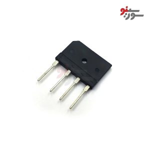 D15XB80 Bridge Rectifier-SIP-4 - پل دیود