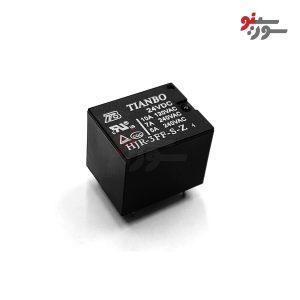 رله 24 ولت تک کنتاکت 5 پایه-میلون-HJR-3FF-S-Z Relay