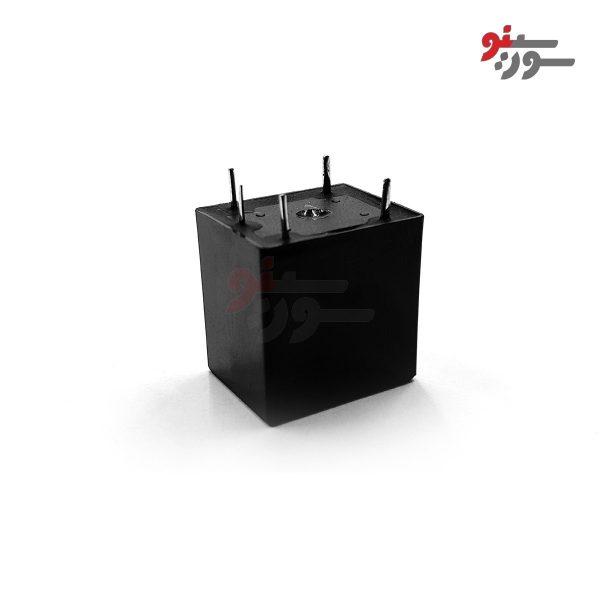 رله 12 ولت تک کنتاکت 5 پایه-میلون-HLS8-22F-DC12V-C Relay
