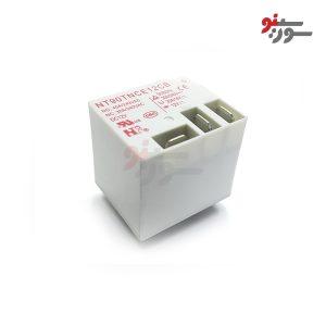 رله 12 ولت تک کنتاکت 5 پایه -سرسیم کولری خور-NT90TNCE12CB Relay