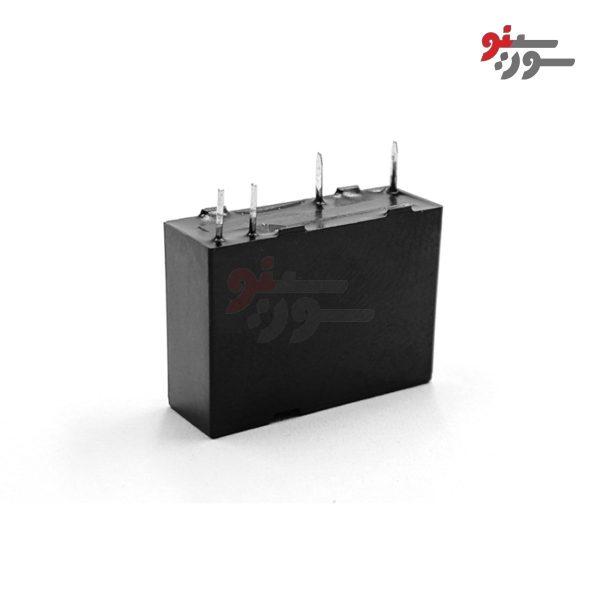 رله 24 ولت تک کنتاکت 4 پایه-کتابی -F3AA024E Relay