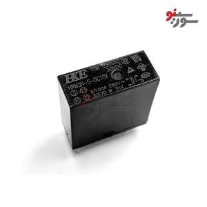 رله 12 ولت تک کنتاکت 4 پایه-کتابی-HRM3H-S-DC12V Relay