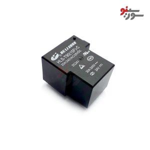 رله 24 ولت تک کنتاکت 6 پایه-رله تی -HLS-T90-15F-C Relay