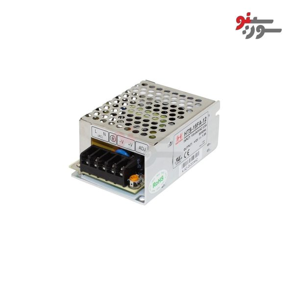 Switching Power Supply-منبع تغذیه 12V-2A کیس فلزی