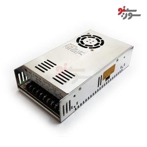 Switching Power Supply-منبع تغذیه 24V-15A فن دار