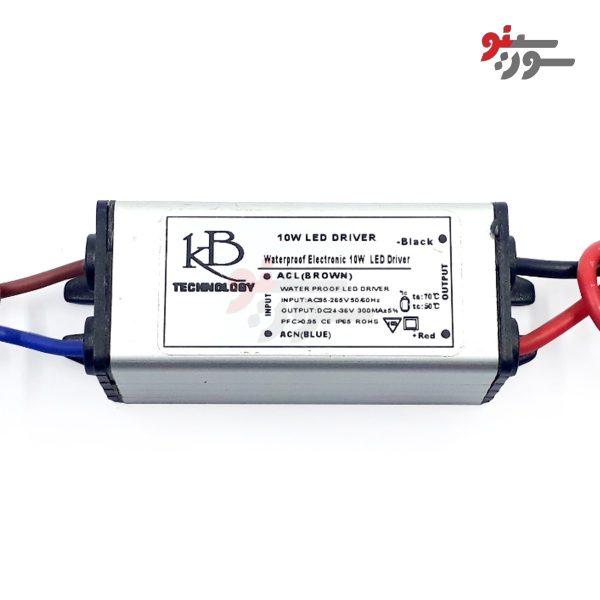 درایور ال ای دی 10 وات واترپروف-LED DRIVER current
