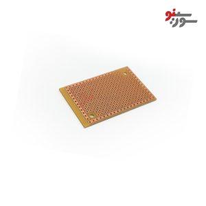 Perforated Pcb board - برد سوراخدار فنول-250 سوراخ