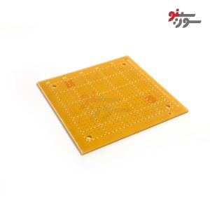 Perforated Pcb board - برد سوراخدار فنول-567 سوراخ