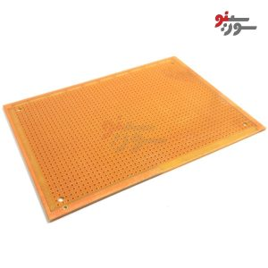 Perforated Pcb board - برد سوراخدار فنول-1650 سوراخ