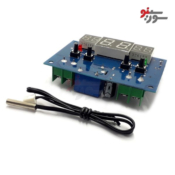 ماژول ترموستات و کنترل دما دیجیتال-DIGITAL THERMOSTAT Module