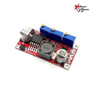 LM2596 POWER DC TO DC STEP DOWN 5A-ماژول تغذیه DC به DC کاهنده ولتاژ با قابلیت تنظیم جریان 2A