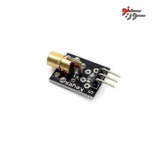 ماژول لیزر KY-008-Arduino Laser Module