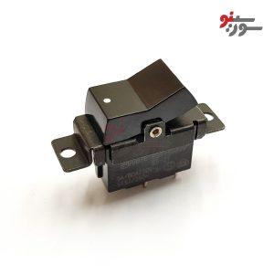 Rocker Switch-کلید راکر بزرگ جاپیچ دار 2 حالته 4 پین