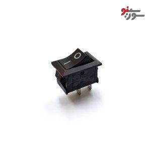 Rocker Switch-کلید راکر کوچک 2 حالته 2 پین