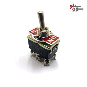 Toggle Switch-کلید کلنگی KN3B-202