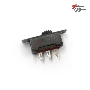 Slide Switch-کلید کشویی 2 حالته 3 پین-پنلی