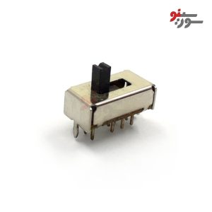 Slide Switch-کلید کشویی 3 حالته 8 پین