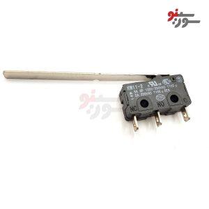 Micro-Basic Switch-میکروسوئیچ اهرم دار KW11-2