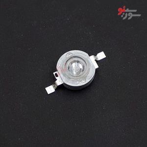 Power LED آبی 30mil زنردار-پاور LED