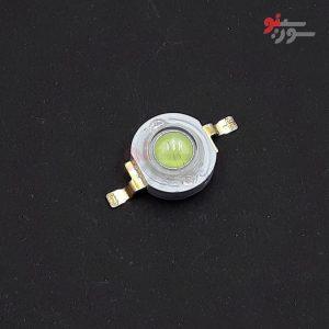 Power LED فیروزه ای چیپ 33mil-پاور LED