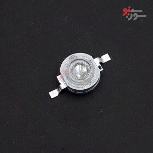 Power LED امبر چیپ 33mil زنردار-پاور LED