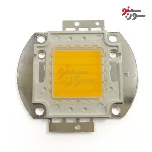 Power LED آفتابی 50W چیپ 33mil-پاور LED