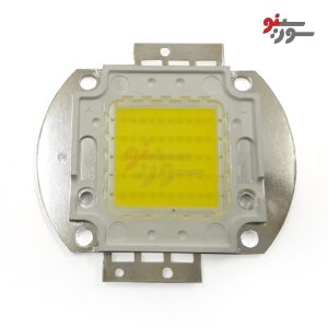 Power LED سفید 50W چیپ 45mil-پاور LED