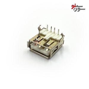 USB-A Connector-کانکتور USB-A مادگی رایت