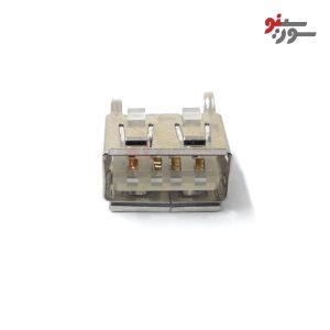 USB-A Connector-کانکتور USB-A مادگی مستقیم طرح پایونیر