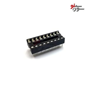 Socket IC 18 pin-سوکت آی سی