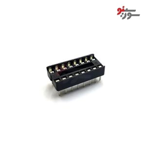 Socket IC 16 pin-سوکت آی سی