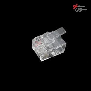 RJ11 Socket 4 pin - سوکت خطوط تلفن