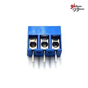 KF300 Screw Terminal Block 3 Pin -ترمینال روبردی