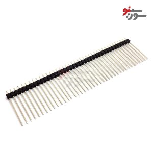 Pin Header 1*40 pin 28mm-پین هدر